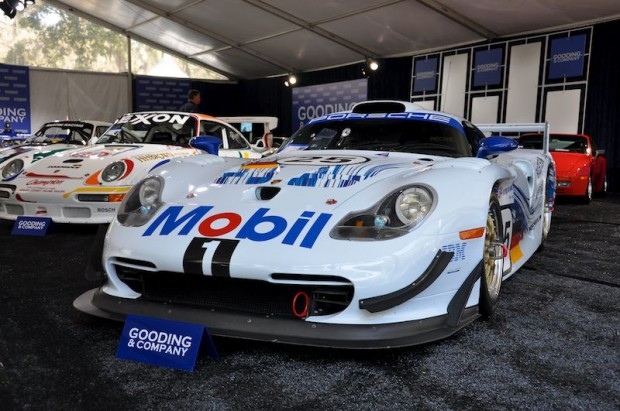1997 Porsche 911 GT1 Evolution for sale