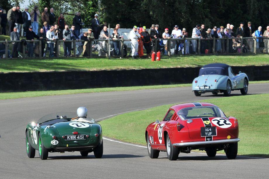 AC Ace and Ferrari 250 GT Tour de France