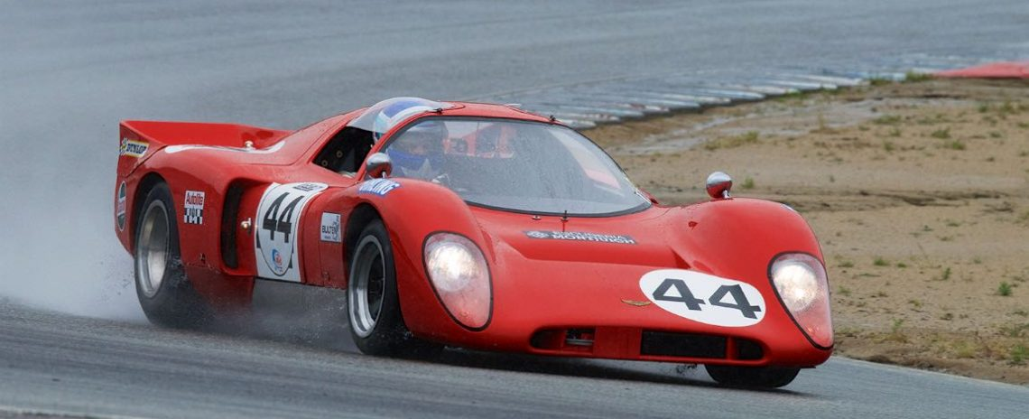 Gray R. Gregory - 1970 Chevron B16