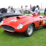 Donations Strong at Pebble Beach Concours 2012