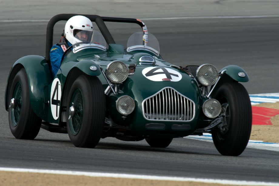 Graham Smith's 1950 Allard J-2 Le Mans.