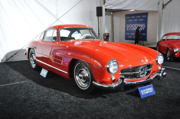 1956 Mercedes-Benz 300SL Gullwing Coupe for sale