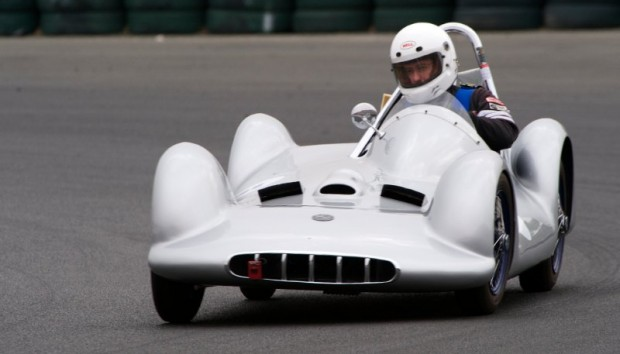 1956 Avia BMW - Mark Sange