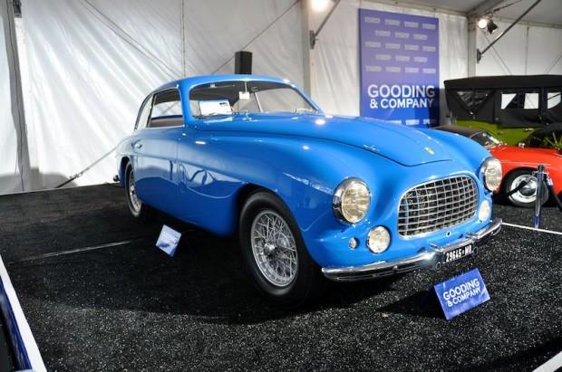 1951 Ferrari 212 Inter Coupe for sale