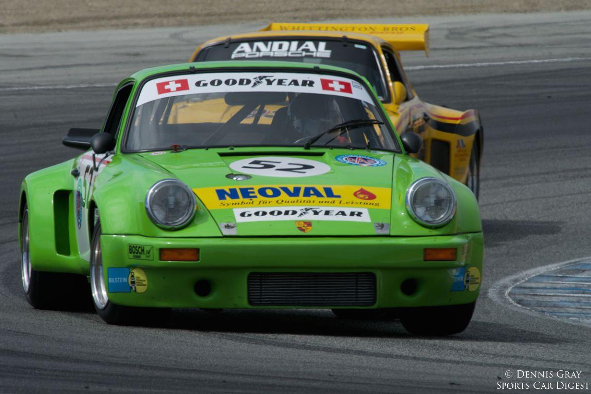 Bill Ockerlund's 1974 Porsche 911RSR.