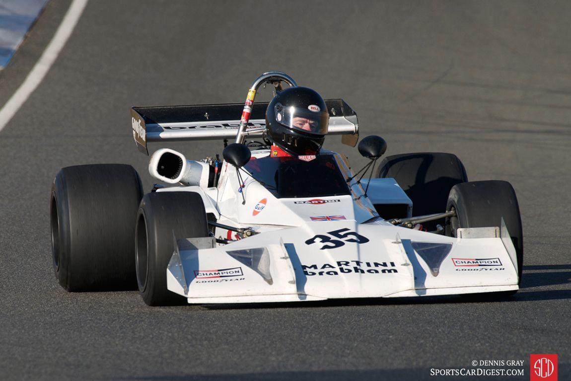 1973 Brabham BT40 of Jonathan Burke