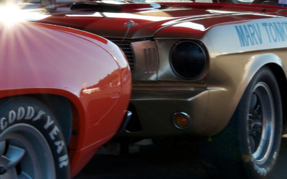 Pony Love - Camaro and Mustang