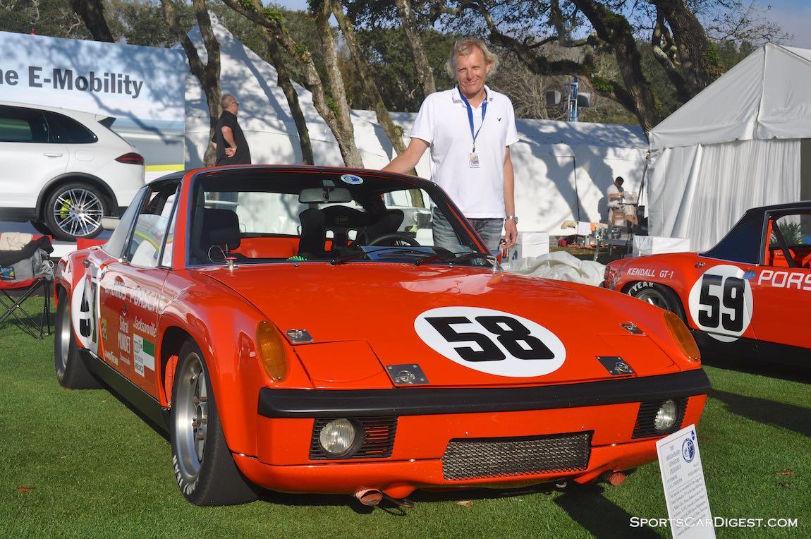 1971 Porsche 914/6 GT