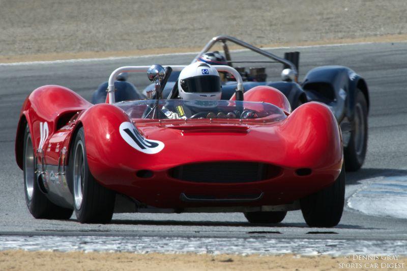 Mac Mcgary's 1964 Huffaker Genie Mk.10.