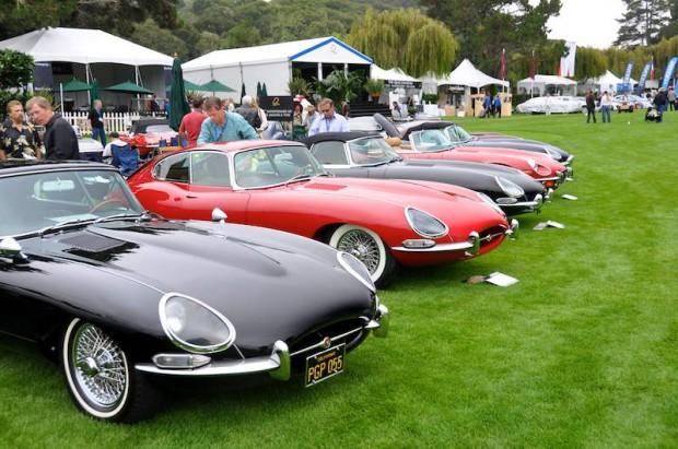 Jaguar E-type Class