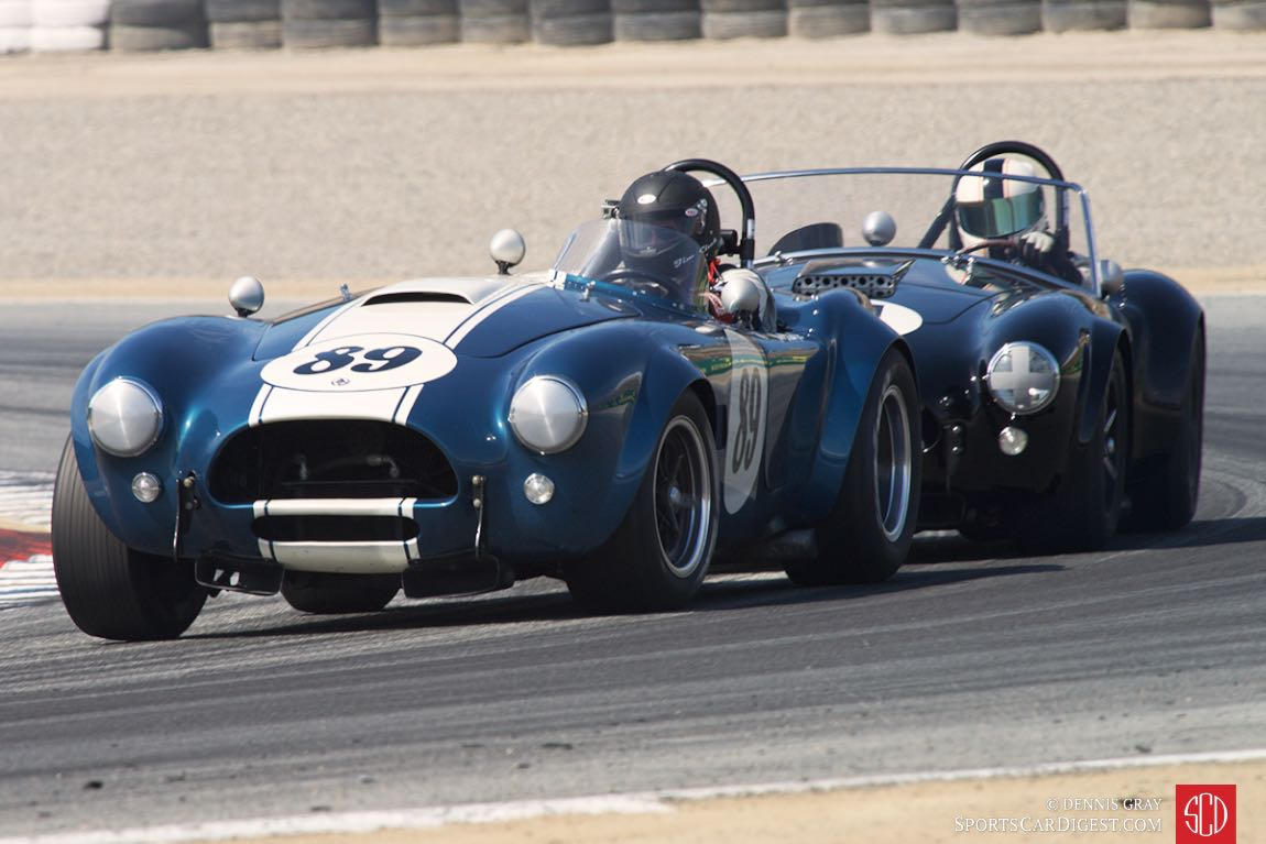 Jim Click's 1965 Shelby 289 Cobra.