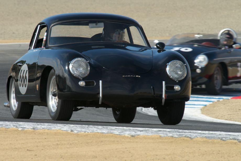 Edward Hugo''s 1956 Porsche 356A.
