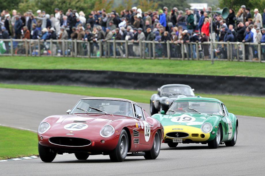 Ferrari 250 Drogo and Ferrari 250 GTO