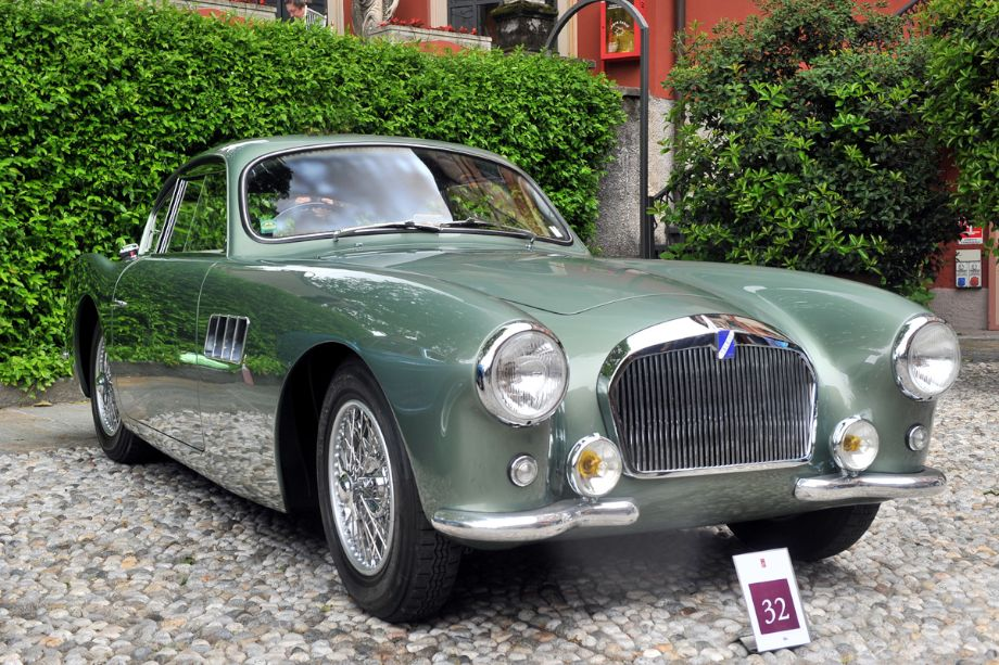 1956 Talbot-Lago T14 LS Coupe by Letourneur and Marchand