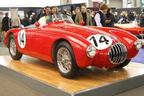 OSCA MT4 2AD at Retromobile