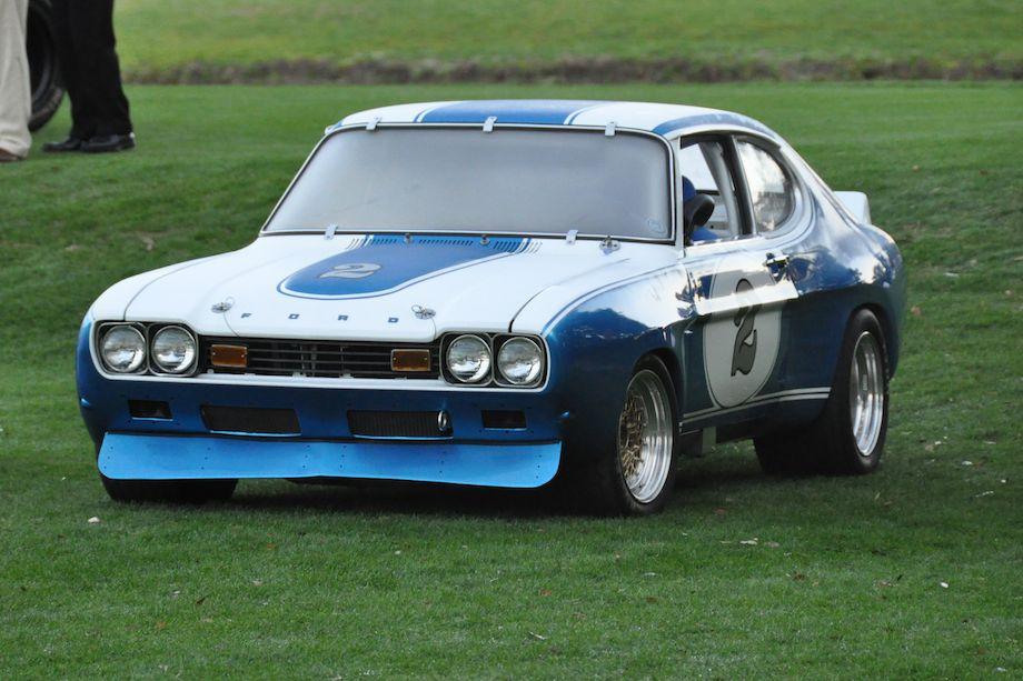 1972 Ford Capri, ex-Jochen Mass
