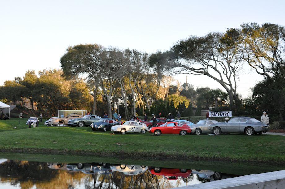 Cars of Zagato Design Class