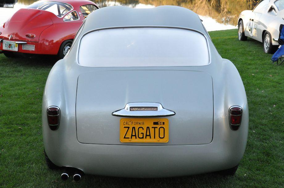 1956 Alfa Romeo 1900 Zagato