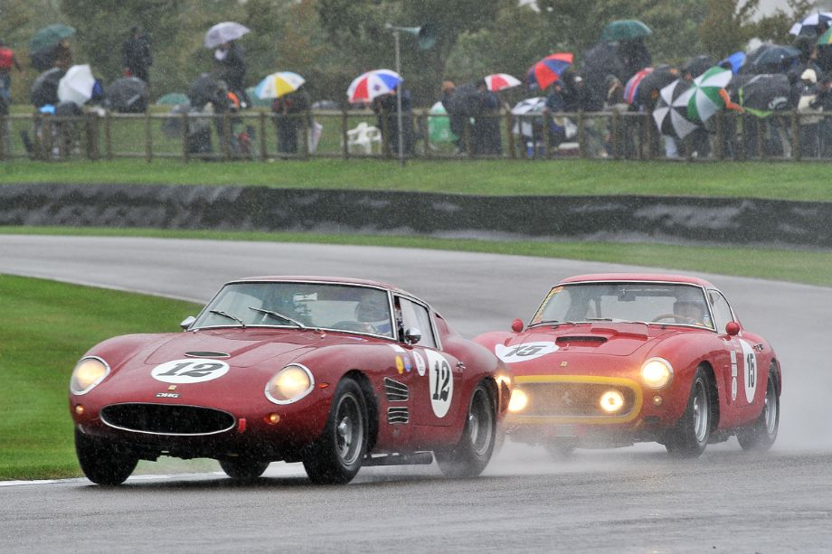 Ferrari 250 GT SWB Berlinetta and Ferrari 250 Drogo