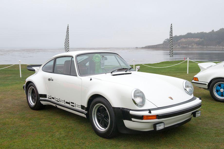1975 Porsche 930 Turbo Carrera Coupe