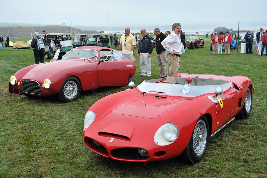 1962 Ferrari 196 SP Dino Fantuzzi Spyder