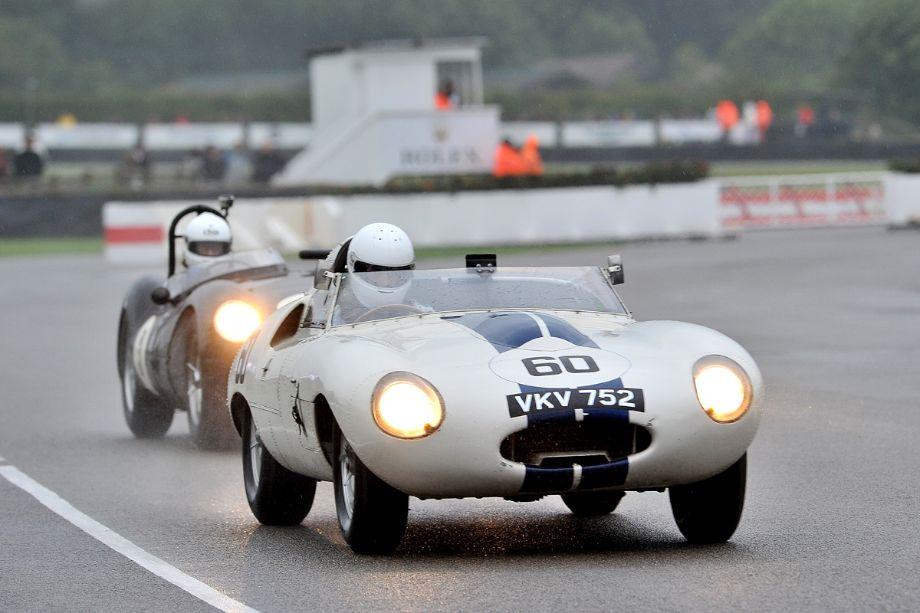 Jaguar E2A Prototype