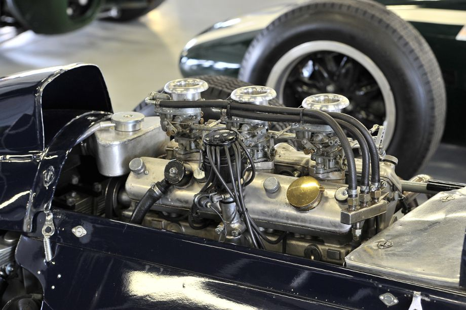 Paddock Details at 2013 Silverstone Classic