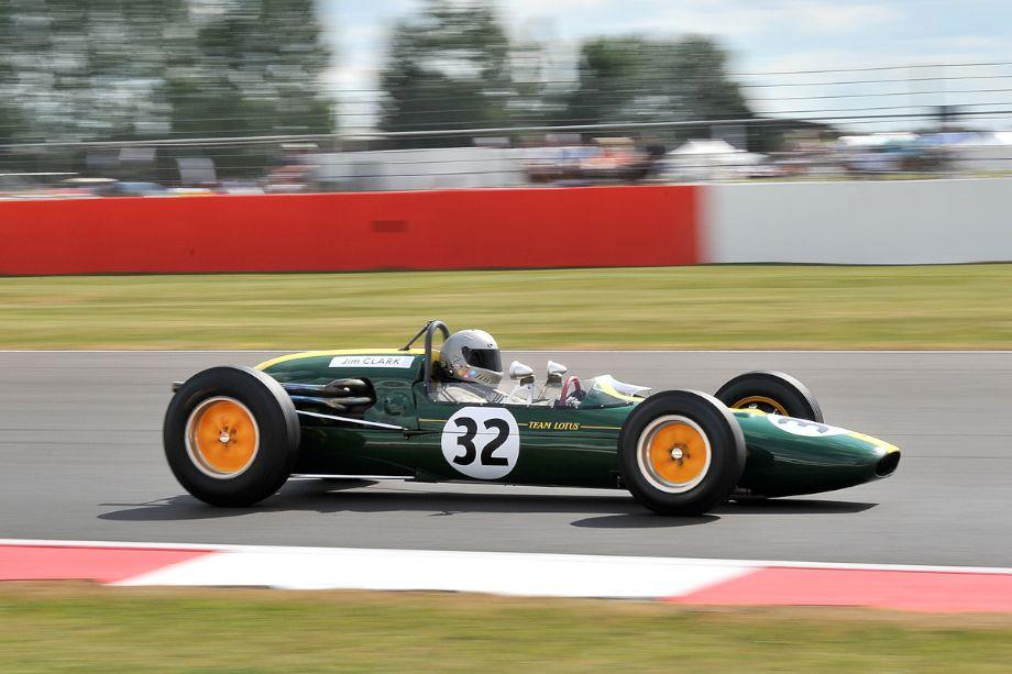 Ex-Jim Clark Team Lotus