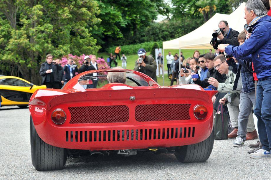 1965 Ferrari Dino 166P / 206P