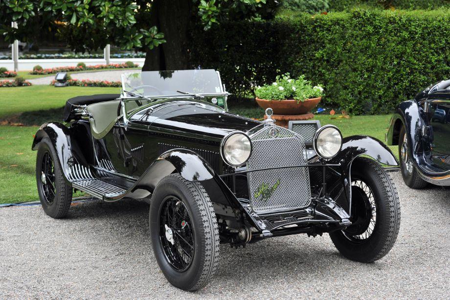 1931 Alfa Romeo 6C 1750 Gran Sport Zagato
