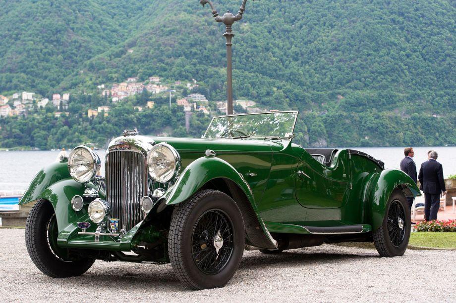 1937 Lagonda LG45 Rapide Open Tourer