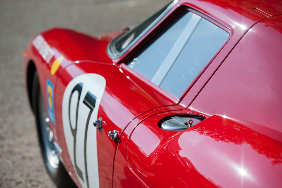 1964 Ferrari 250 Le Mans Berlinetta Pininfarina