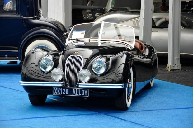 1950 Jaguar XK 120 Roadster Alloy