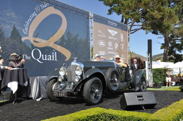 1930 Bentley 4.5 Litre Gurney and Nutting