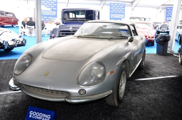 1966 Ferrari 275 GTB Alloy Long Nose Berlinetta barn find