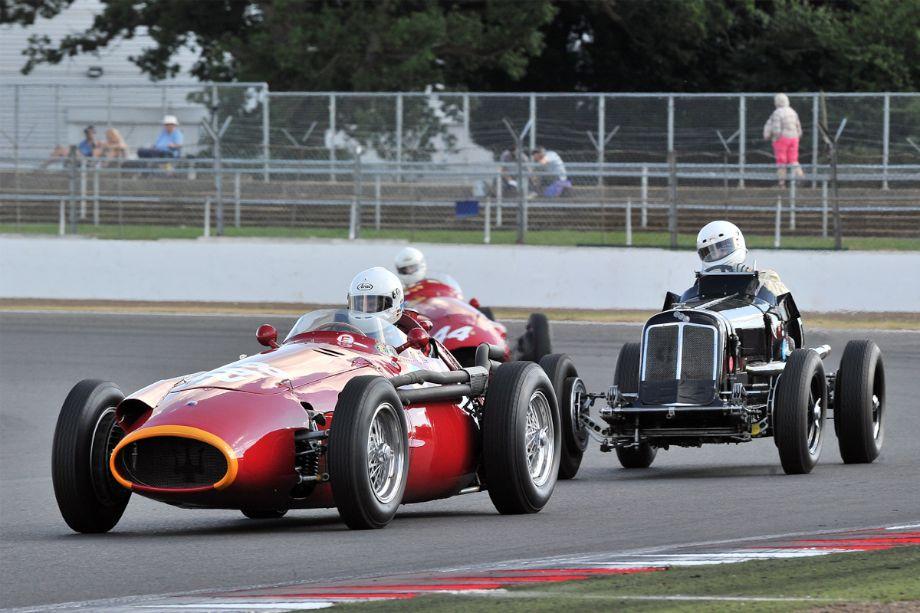Maserati 250F and ERA