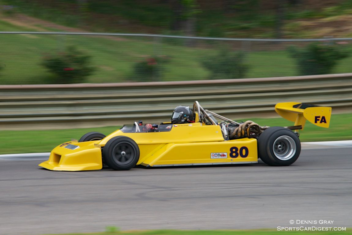 Jim Kelleher's MARCH 80A