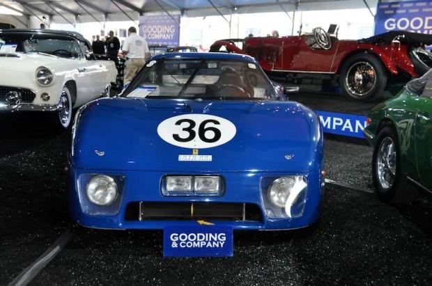 1980 Ferrari 512 BB LM Silhouette