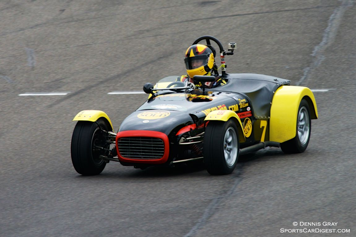 Denny Wilson's Lotus Super 7