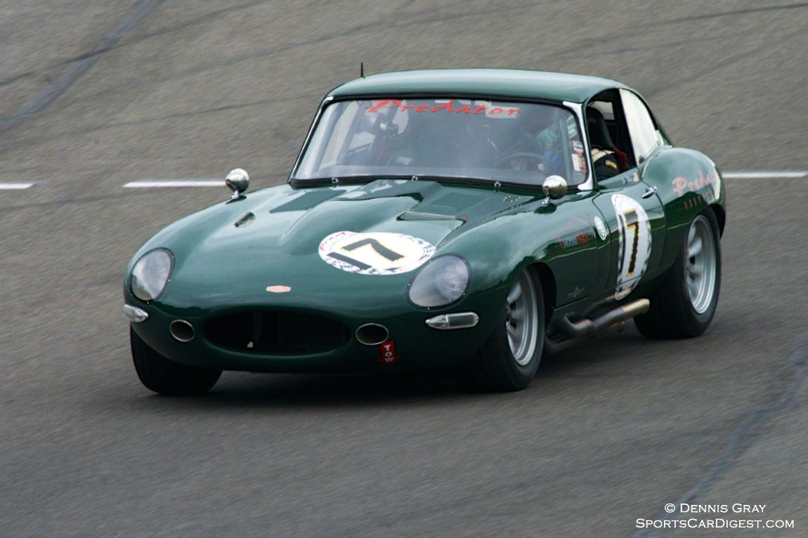 Don Norby's Jaguar E-Type