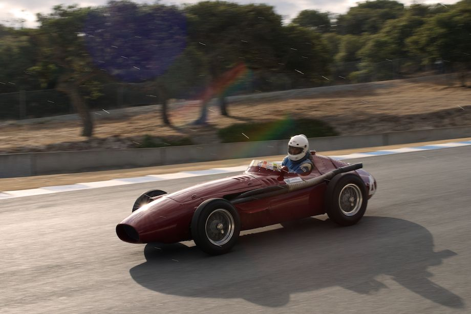 1957 Maserati 250F