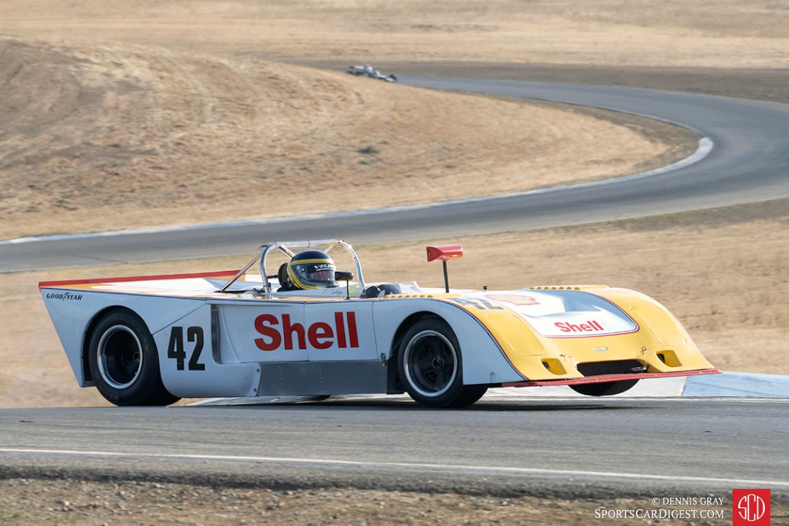 1973 Chevron B23 of Francois Castaign
