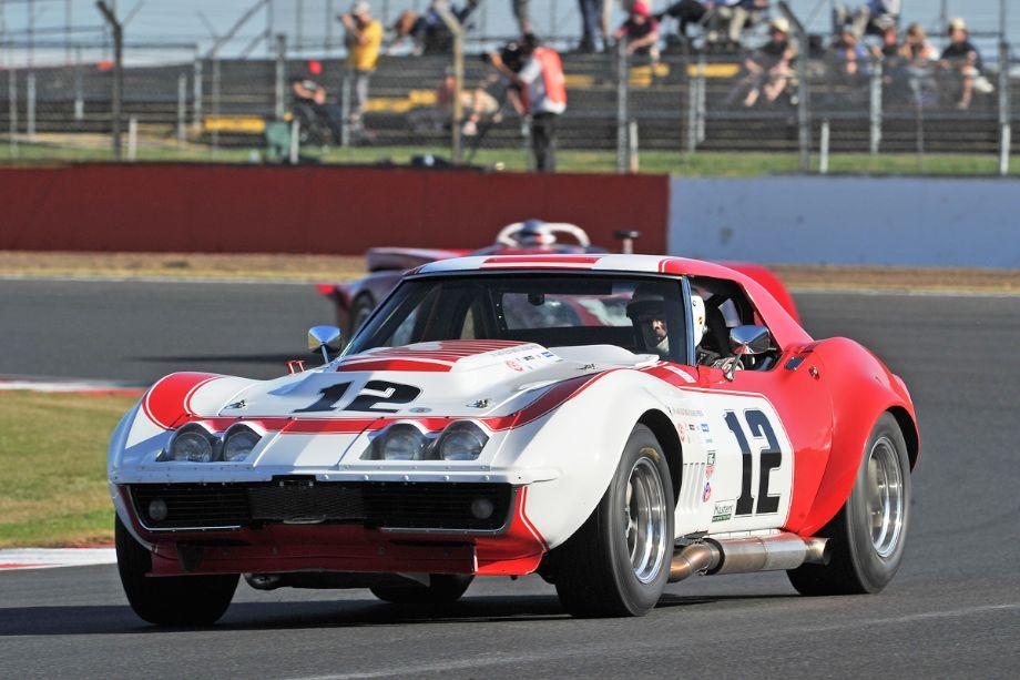 FIA Chevrolet Corvette
