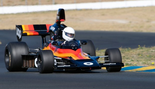 1975 Shadow DN6 F5000 - Dennis Losher