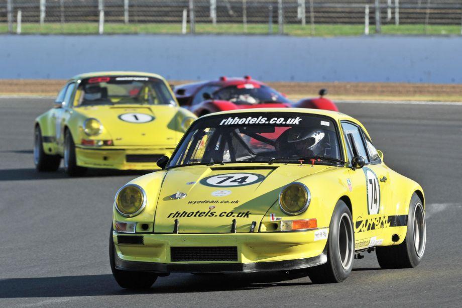Porsche 911 Carrera RSR 2.8