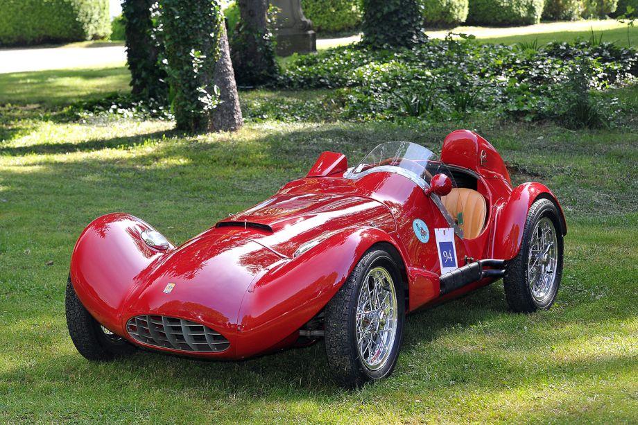 1955 Bandini 750 Siluro