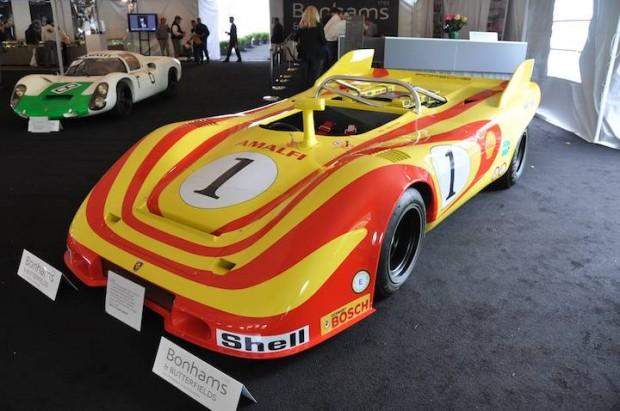 1972 Porsche 917 Interserie Spyder