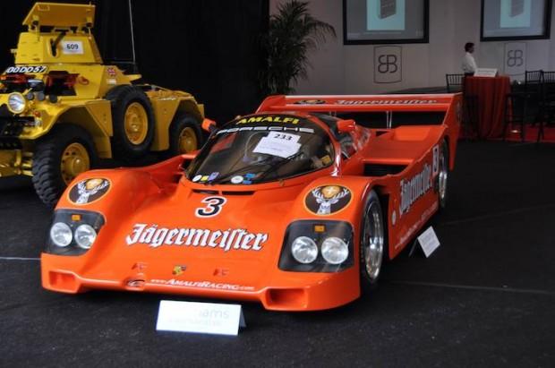 1988 Porsche 962 Group C Endurance Racer