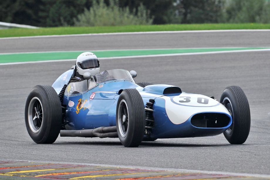 Scarab-Offenhauser F1