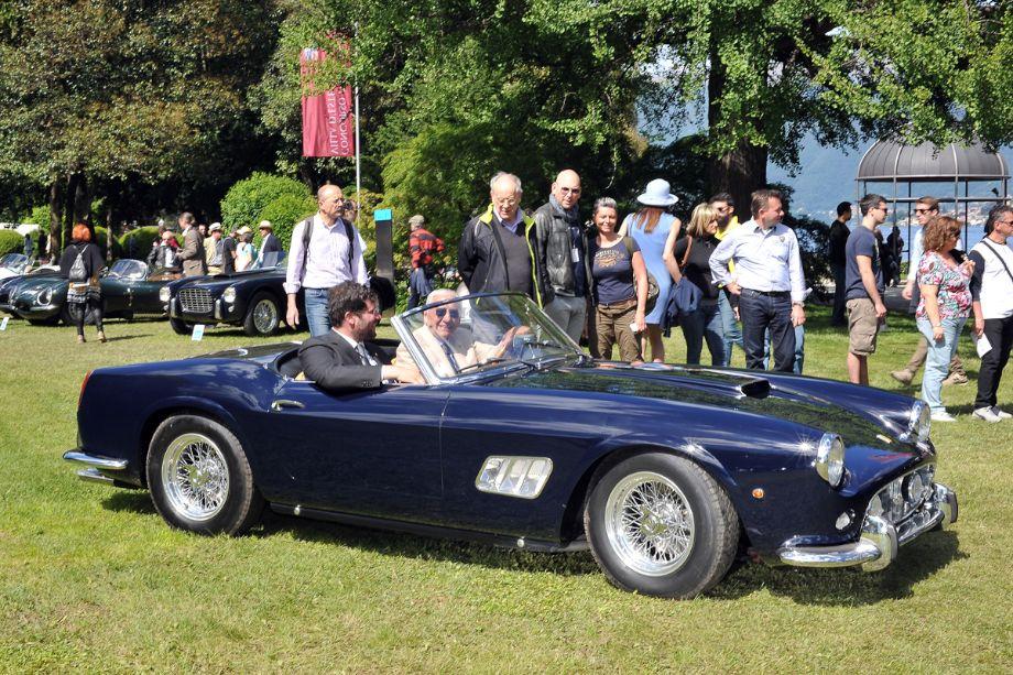 1961 Ferrari 250 GT SWB California Spider 2505GT